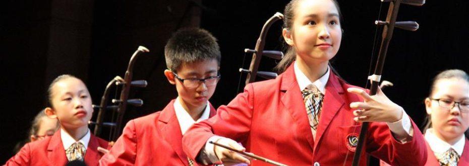 中国文化为爱丁堡艺术节添彩