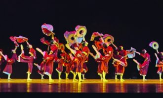 第九届深圳舞蹈大赛再掀创意风潮
