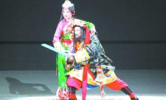 《尘埃落定》代表四川出征第十一届中国艺术节