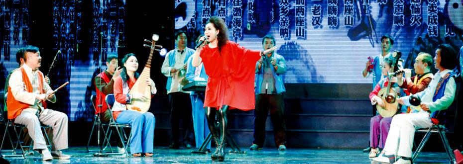 河南省群众文化系列活动启动仪式在郑州举行