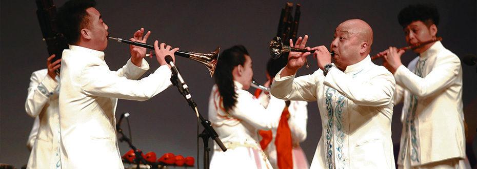 第二届中国民族器乐民间乐种组合展演在海南举办