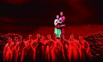 北京京剧院《党的女儿》:传承创新现代戏创作