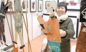 首届西北五省区非遗文化旅游博览会开幕