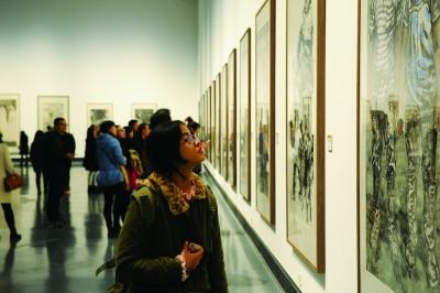 """刘佳:让画院成为城市文化建设的""""助燃剂"""""""
