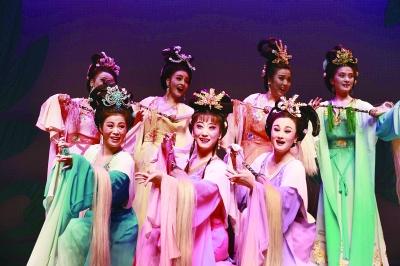 黄梅戏经典折子戏唱响新加坡