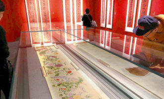 中国国家博物馆举办2019新年迎春书画展