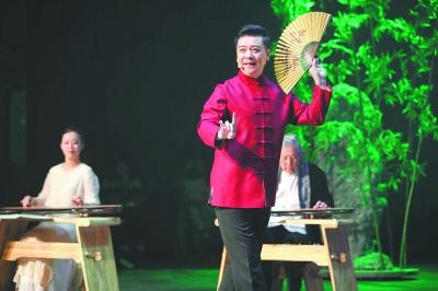 《琴芳梅兰》音乐会在北京市朝阳区香河园地区文化中心上演