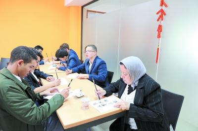 中国文化令人神往