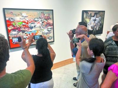 中国艺术家联展亮相哈瓦那双年展