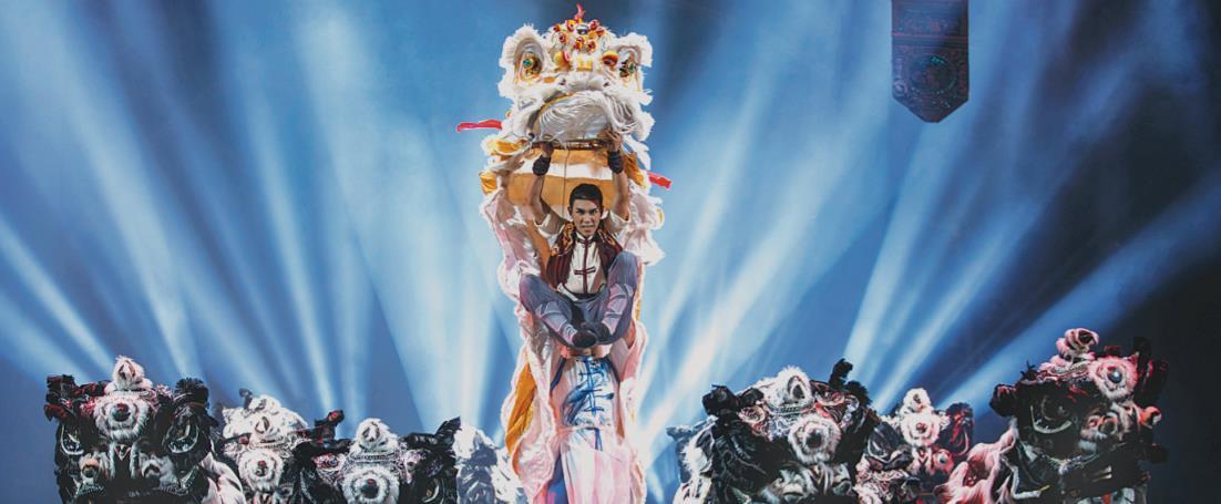 大型民族舞剧《醒·狮》: 独具匠心 振奋精神