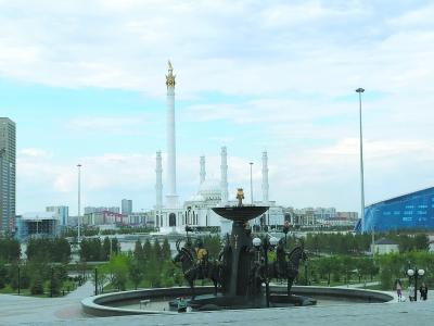 哈萨克斯坦首都文化印象