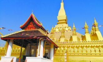 老挝万象的文化印象
