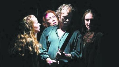 瑞典皇家戏剧院来华 演绎音乐戏剧《麦克白》