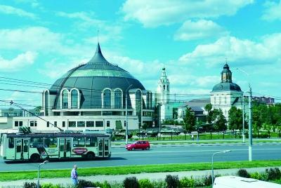 俄罗斯图拉兵器博物馆印象