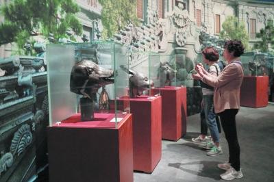 中国国家博物馆:流失文物回归的背后是祖国的日益强大