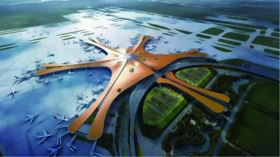 北京大兴国际机场:人文体验 艺术绽放