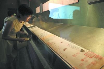 """故宫博物院:""""万紫千红""""迎国庆"""
