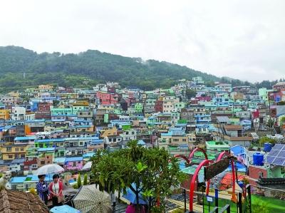 韩国釜山文化印象