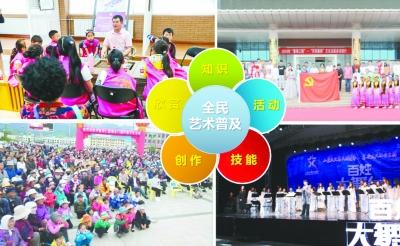 文化馆:努力满足人民对美好生活的新期待