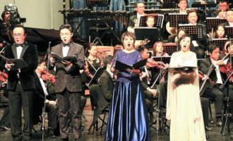 用音乐旋律讲述中国故事 以千年韶乐传颂中华文明