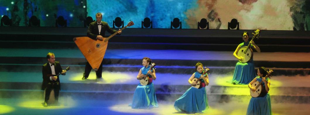 第七届丝绸之路国际艺术节征集参演作品