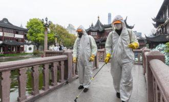 上海豫园商城复苏显活力