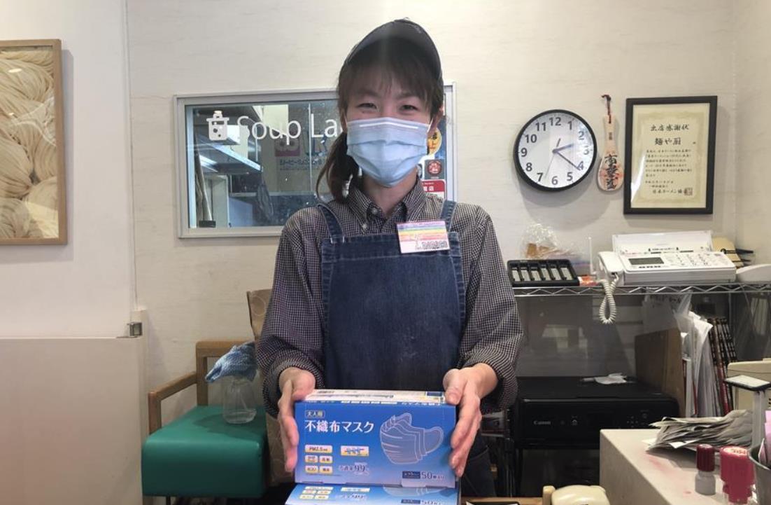 """""""面屋厨""""里的善举——日本一拉面馆在疫情中发生的故事"""