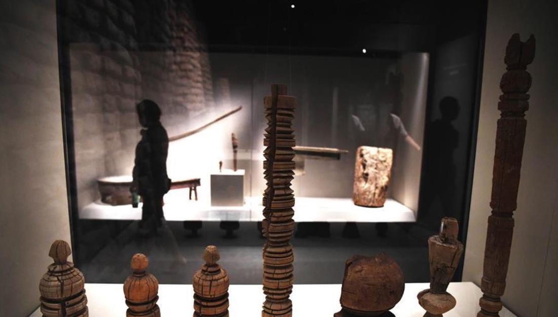 新疆和田博物馆优化升级后开馆