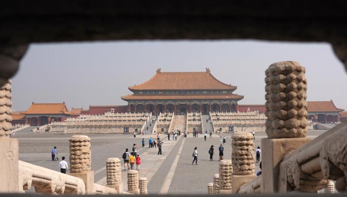 """北京:""""五一""""假期旅游接待总人数463.3万人次"""