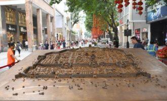 广州:北京路步行街改造提升完成