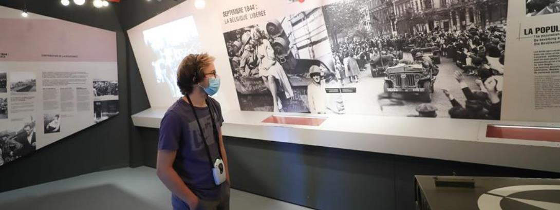 铭记历史 反思现在——比利时巴斯托涅战争博物馆参观记