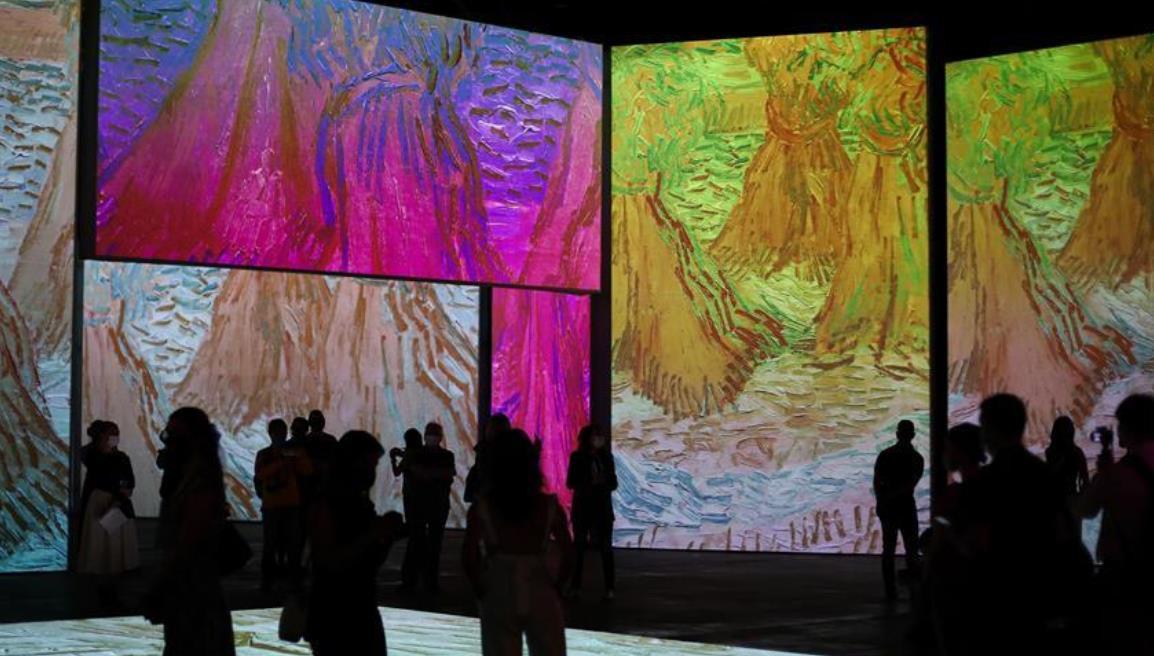 梵高沉浸式画展即将在悉尼开幕