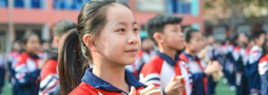 河北邯郸:传统文化进校园