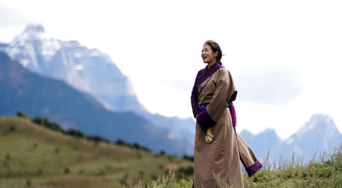 """西藏""""波央""""传承人央宗:""""为家乡歌唱,我无怨无悔"""""""