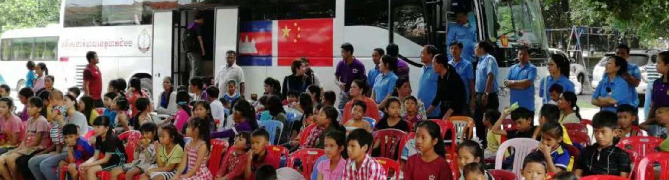 """重获""""心""""生——中国医生给柬埔寨先心病患儿带来新生"""