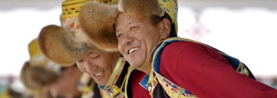 欢乐!西藏近10万文艺大军活跃在藏乡各地
