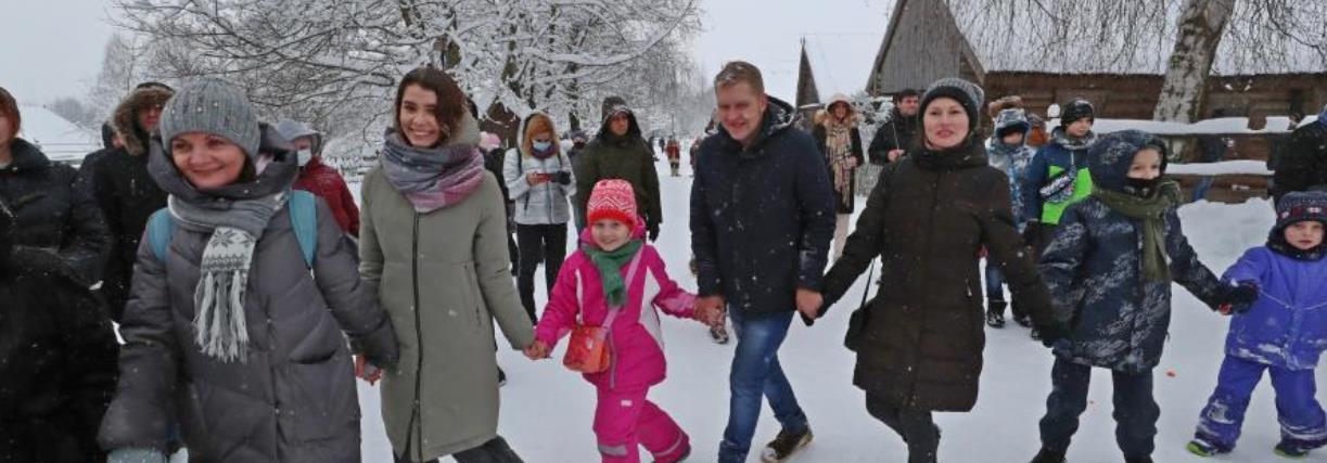 白俄罗斯:体验传统习俗,迎接俄历新年