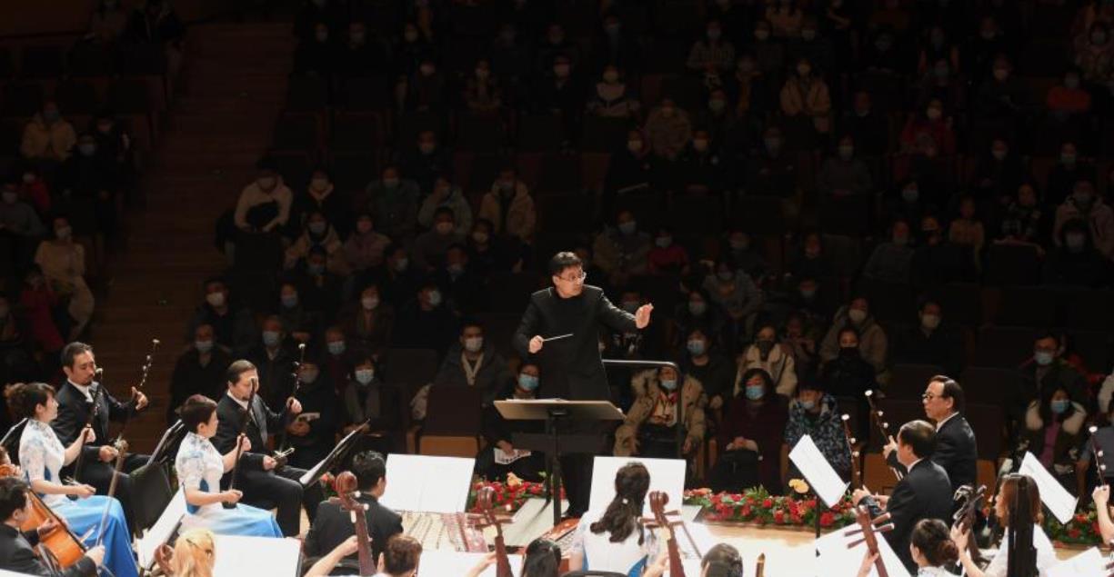 天津:民族乐团新年音乐会庆新年
