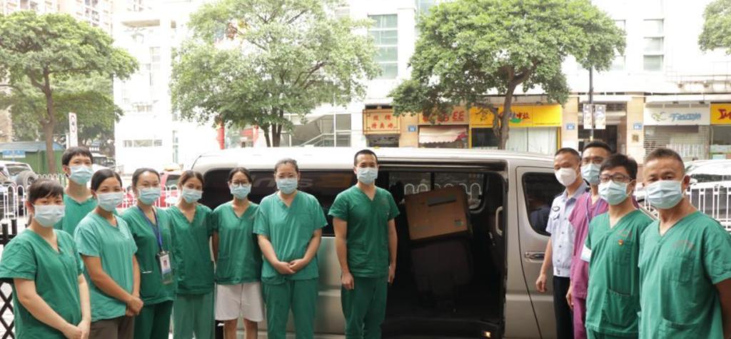 台湾医生庄高福:我在广州抗疫一线保卫家园