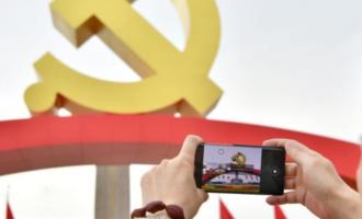 天安门广场庆祝景观向公众开放