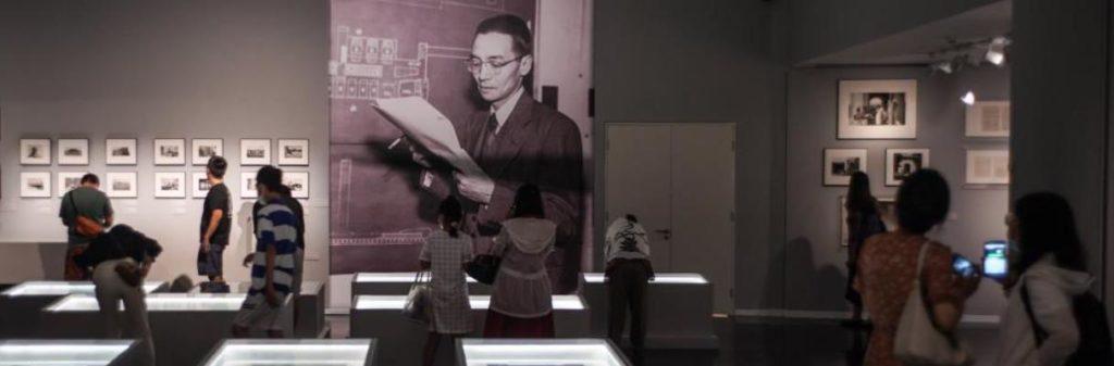 梁思成诞辰一百二十周年文献展在清华大学举办