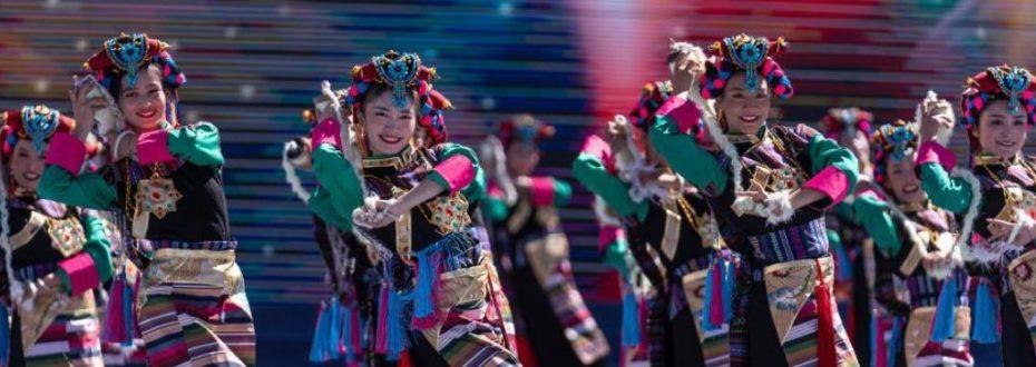 2021雅砻文化旅游节在西藏山南开幕